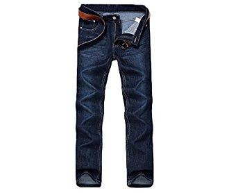 Coway Mens Regular Fit Casual Wear Jeans
