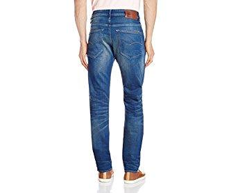 G-Star Raw Men's 3301 Slim-Fit Jean In Firro Denim