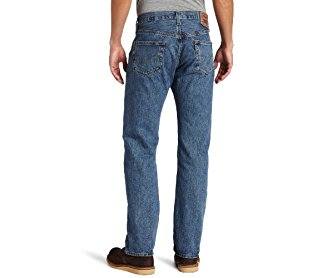 Levi's Men's Big-Tall 501 Original Fit Jean