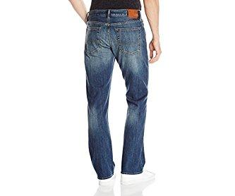 Lucky Brand Men's 181 Relaxed Straight-Leg Jean In Denali