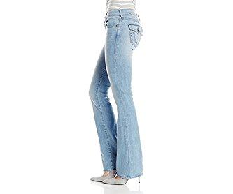 True Religion Women's Becca Midrise Bootcut Jean