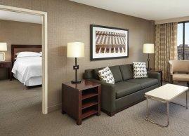 Sheraton Centre Toronto Hotel Club Self-Contained Suite