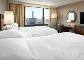 Sheraton Centre Toronto Hotel Standard Double Guest Room