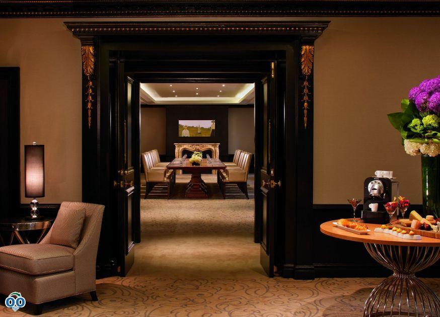 Ritz-Carlton private meetings