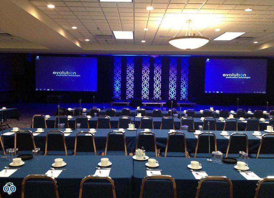 Les salles de réunion, Victoria Inn Hôtel & Convention Centre