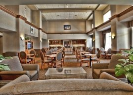 Lobby, Humphry Inn & Suites