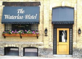 The Waterloo Hôtel