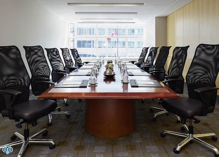 Board room, Sofitel Montreal