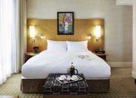 One bedroom suite, Sofitel Montreal