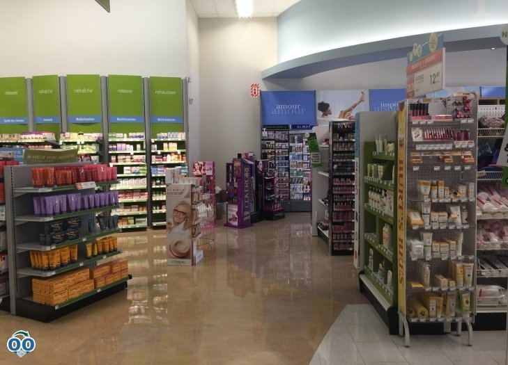 Many Skin Care Cream Brands At Pharmaprix Chomedey Store
