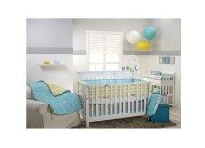 Twinkle Twinkle 4pc Crib Set