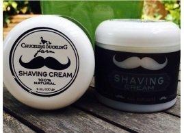 Natural Shaving Cream