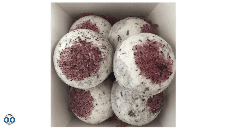Lavender Tub Truffles