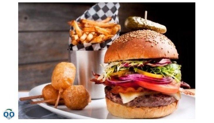 Aaa beef burger