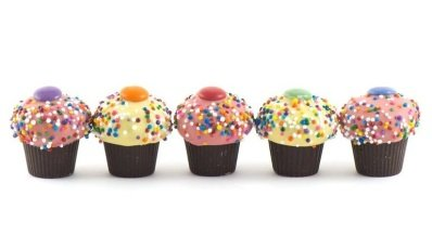 Cupcakes brownies x5
