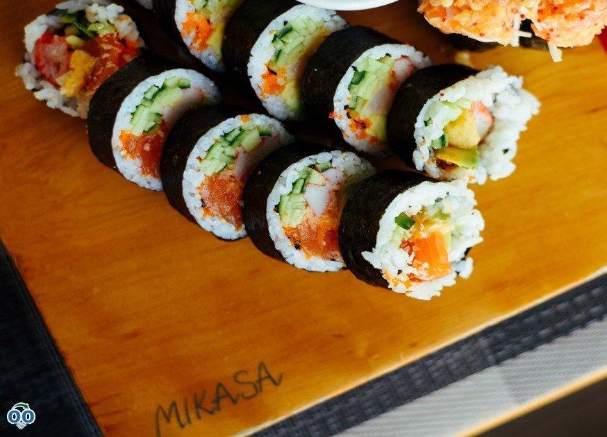 Mikasa food