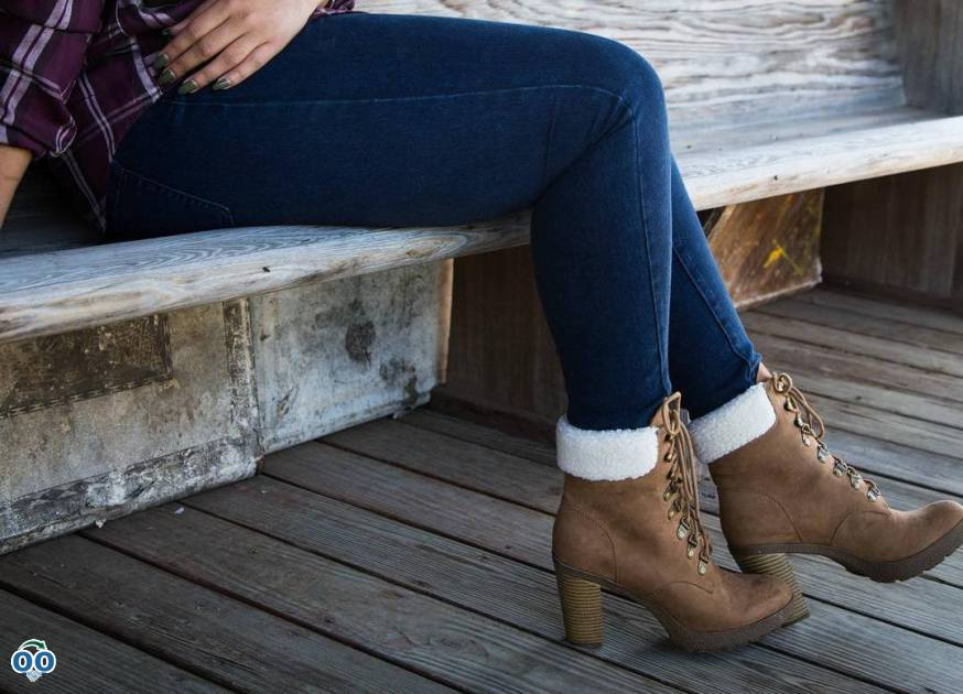 Put your best foot forward in the fabulous tisha lace-up boot