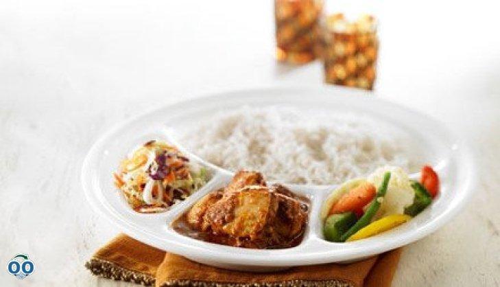 The tandori platter