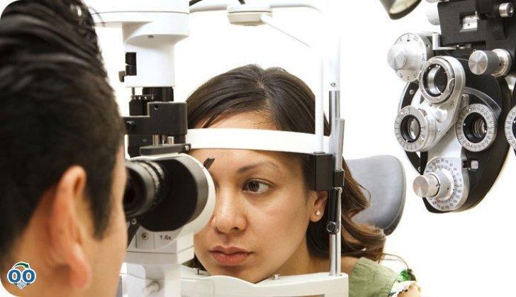 Contact lens examinations