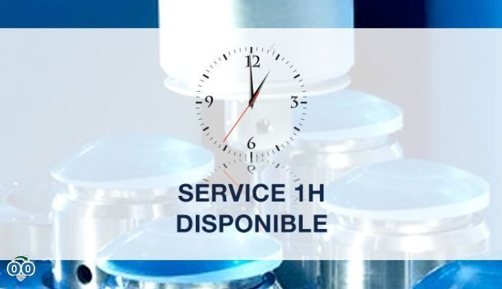 Service laboratoire 1 heure