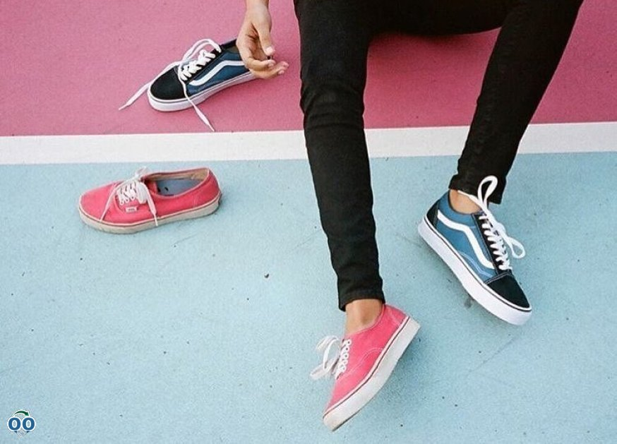 New year, new shoes. Which Vans classic is your go-to?