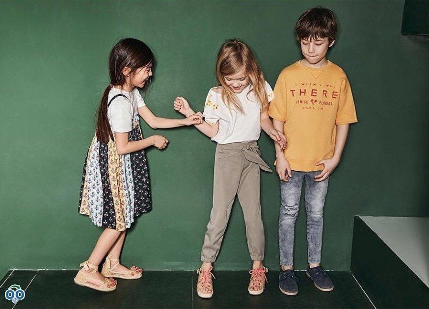 New kids editorial