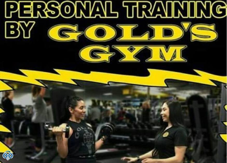 Personal training, Gold's Gym Laval