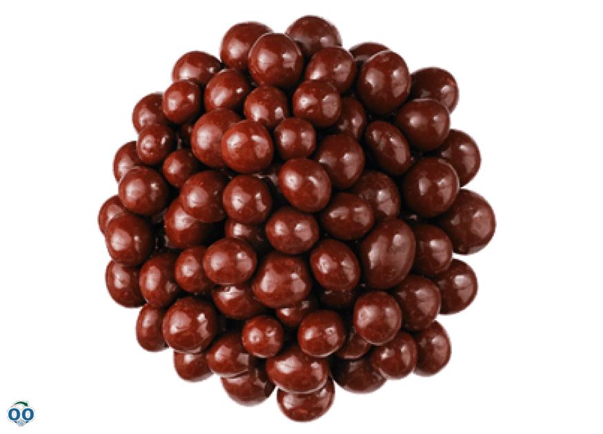 Cerises enrobées de chocolat