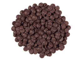 Pastilles Callebaut en chocolat doux-amer belge