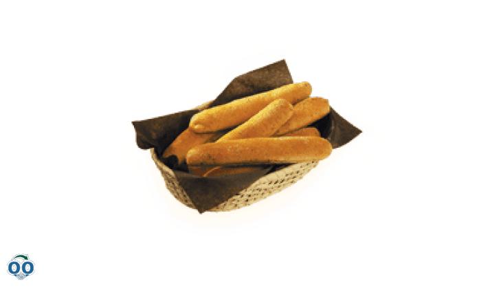 Bâtonnets de pain à l'ail