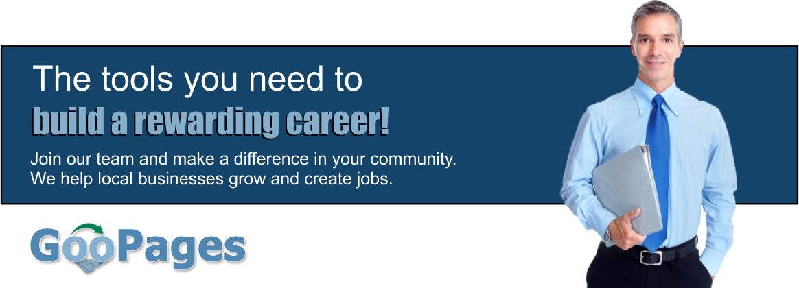 GooPages Career Banner 2