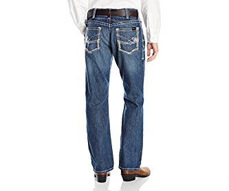 Ariat Men's Flame Resistant M4 Low Rise Boot Cut Jean