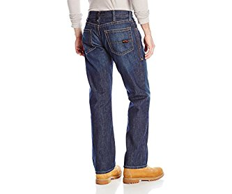 Ariat Men's Flame-Resistant M5 Slim-Fit Straight-Leg Jean