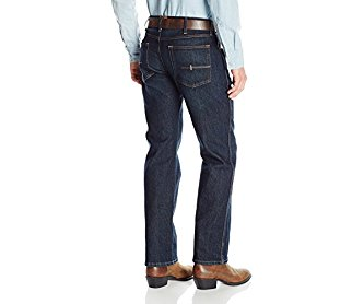 Ariat Men's M5 Rebar Stretch Slim Fit Straight Leg Jean