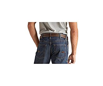 Ariat Mens Shale Fire Resistant Bootcut Work Jeans