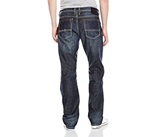 Buffalo David Bitton Men's Driven Straight Leg Jean