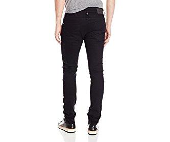 Calvin Klein Jeans Men's Skinny Jean Clean Black