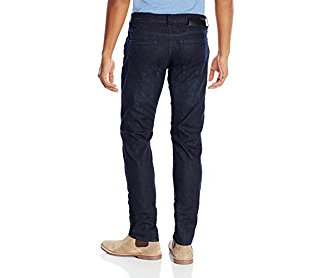 Calvin Klein Jeans Men's Slim-Leg Jean In Osaka Blue