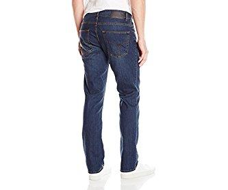 Calvin Klein Jeans Men's Slim Straight Jean Streak Tint