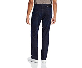 Calvin Klein Jeans Men's Slim Straight-Leg Jean In Osaka Blue