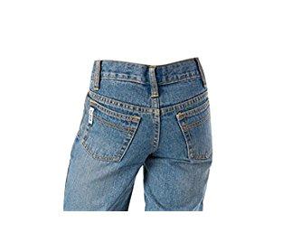 Cinch Western Denim Jeans Boys Slim White Label MB12881001