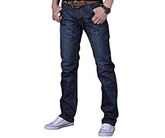 Coway Mens Casual Regular Fit Jeans
