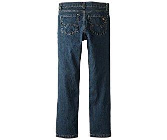 Dickies Big Boys' 5-Pocket Slim Fit Denim Jean