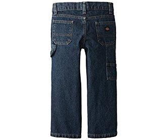 Dickies Little Boys' Preschool Denim Carpenter Jean