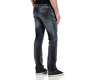 Diesel Men's Safado Regular Slim Straight-Leg Jean 0885K