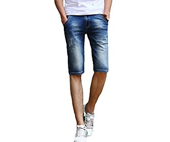 Frockstyle Short Jeans Men