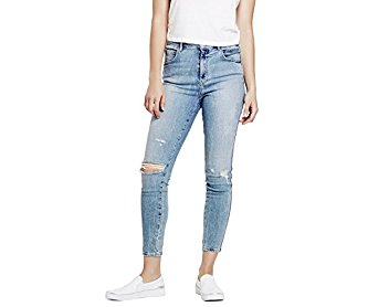 GUESS Super High Rise Skinny Jeans