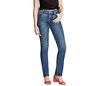 GUESS Tavi High-Rise Jeans