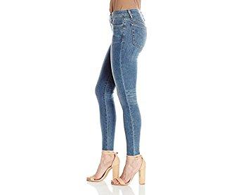 Joe's Jeans Women's Flawless Icon Midrise Skinny Ankle Jean in Vani