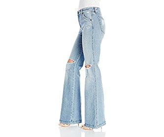 Joe's Jeans Women's The Wasteland High-Rise Flare Jean in Margie